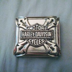 Vintage Harley Davidson Nemesis Stainless Steel